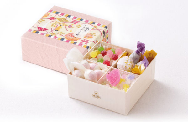 京のいろどり小箱